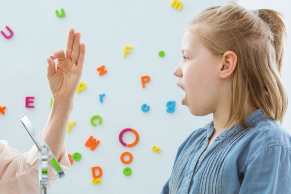 Speech Pathology for Children