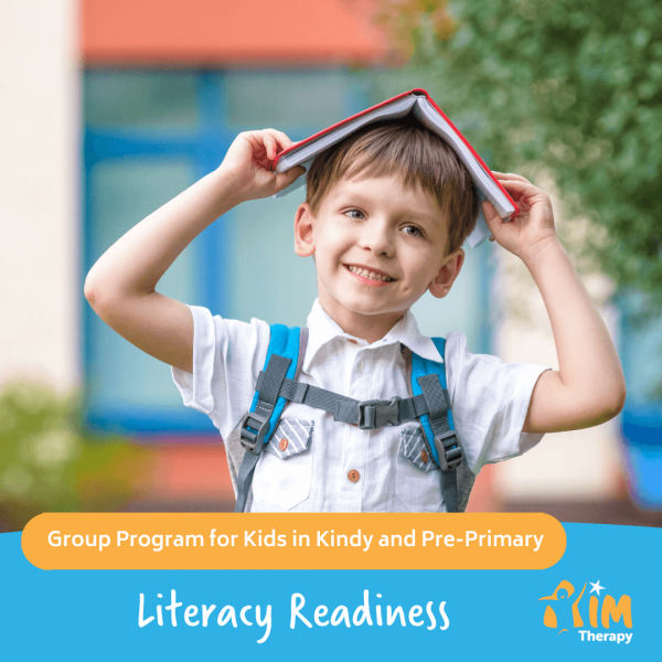 Literacy Readiness Group Website Cover Image