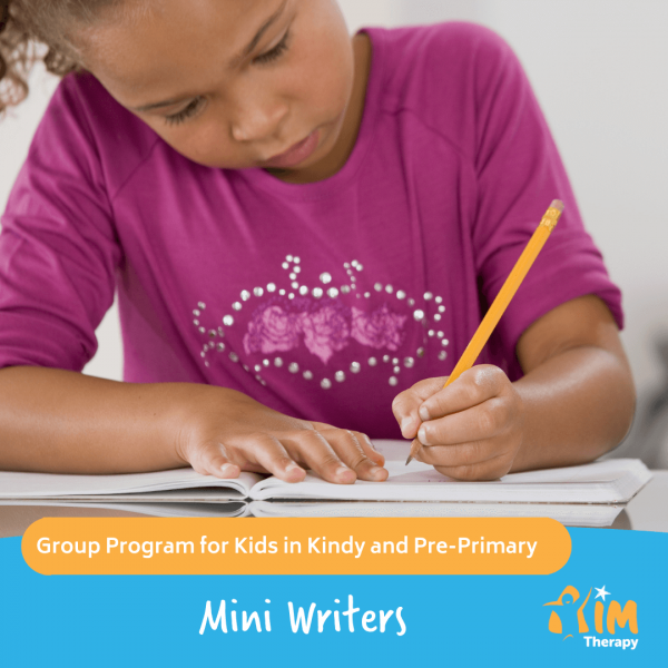 Mini Writers Group Website Cover Image