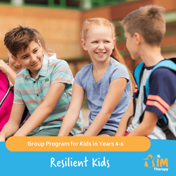 Resilient Kids Group Website Cover Image
