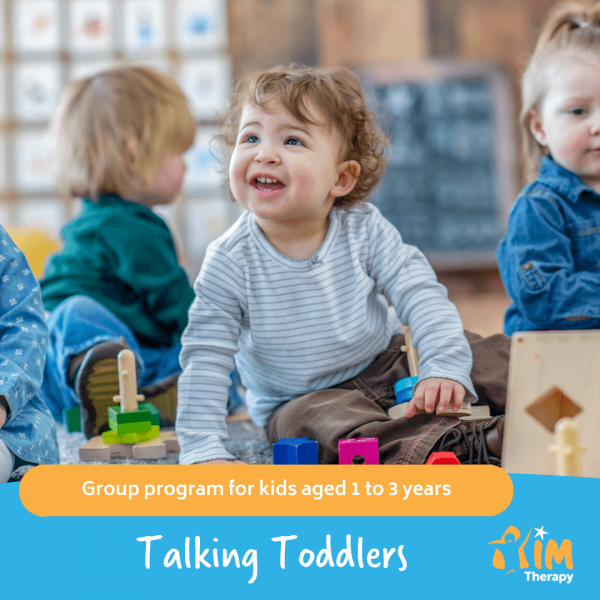 Talking Toddlers Group Website Cover Image