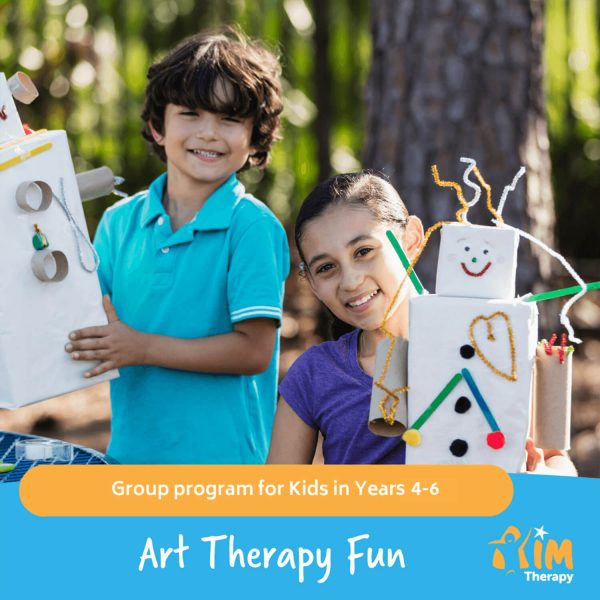 Art Therapy Fun AIM Therapy for Children