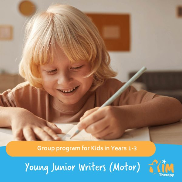 Young Junior Writers Motor AIM Therapy for Children